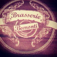 Photo taken at KafePi Asmalımescit Bomonti Brasserie by Oguz K. on 12/20/2012