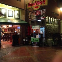 Photo taken at Hard Rock Cafe Margarita by Diego O. on 12/2/2012