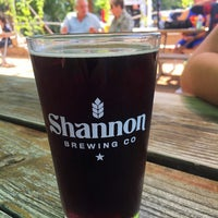 Photo taken at Shannon Brewing Company by Jeremy P. on 10/29/2016