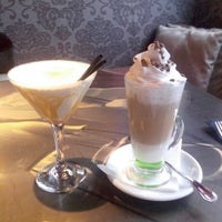 Photo taken at Manhattan Double Coffee by Александр А. on 1/4/2013
