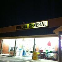Photo taken at Dollar General by Manda L. on 3/11/2013