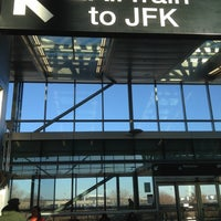 Photo taken at JFK AirTrain - Howard Beach by RENZO S. on 12/30/2012