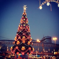 Снимок сделан в Москва / Moscow Hotel пользователем Alina S. 12/21/2012