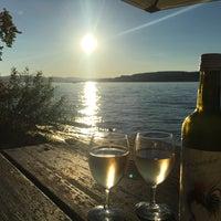 Photo taken at Insel Lützelau by Simon R. on 7/17/2016