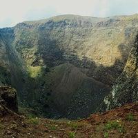 Photo taken at Mount Vesuvius by Simon R. on 6/9/2015