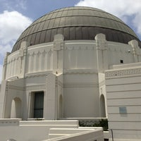 Photo taken at Griffith Observatory by Amélie P. on 5/24/2013