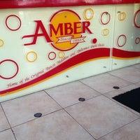 Photo taken at Amber Restaurant by Jenn d. on 4/7/2013