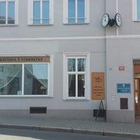 Photo taken at Kavárna U Stromečku by Radek on 4/2/2016