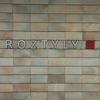 Photo taken at Metro =C= Roztyly by Radek on 12/23/2016