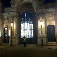 Photo taken at Palais de l'Élysée by NRHPH on 5/8/2013