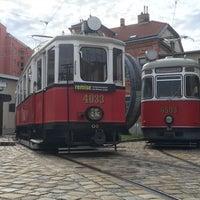 Photo taken at Remise – Verkehrsmuseum der Wiener Linien by Dario S. on 8/21/2016