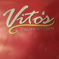 Photo taken at Vito's Italian Kitchen by Bill R. on 11/10/2017