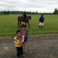 Photo taken at Virginia International Polo by Kevin F. on 5/18/2013