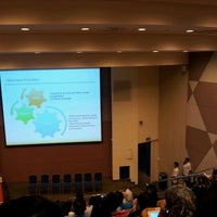Photo taken at Maxwell Auditorium @ Singapore Science Centre by Charmaine A. on 1/26/2013