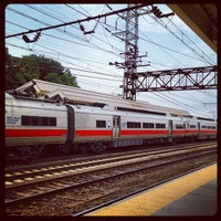 Photo taken at Metro North - Westport Train Station by Kathleen D. on 9/1/2013