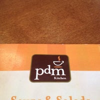 Photo taken at PdM Kitchen by SoCal Gal on 7/31/2013