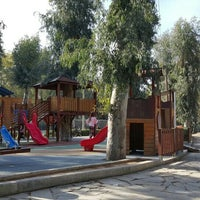 Photo taken at Kaisariani Municipal Park by Dimitra B. on 1/31/2016
