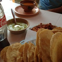 Photo taken at La Choza Del Maiz by Angel L. on 5/5/2013