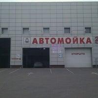 Photo taken at Автомойка на Киргизской by Vladimir G. on 12/31/2013