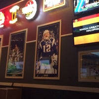 Photo taken at Buffalo Wild Wings by Mike H. on 1/9/2014