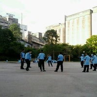 Photo taken at Kem PLKN Segari by Nurul Nadiah A. on 4/27/2013