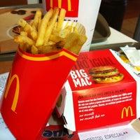 Photo taken at McDonald's by Bryam M. on 10/29/2012