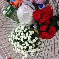 Снимок сделан в Ашан пользователем Александра П. 11/13/2012