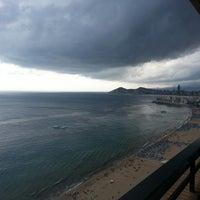 Photo taken at Les Dunes Suites by Екатерина А. on 8/27/2013
