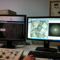 Photo taken at Electron Microscopy Unit, Fac. of Med-CMU by Sarawut Oz K. on 5/10/2013