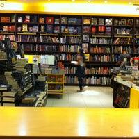 Photo taken at Saraiva MegaStore by Carol S. on 11/11/2012