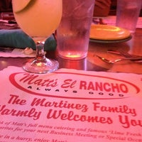 Photo taken at Matt's El Rancho by Ashley S. on 12/17/2012