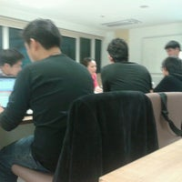 Photo taken at Building 11 (40th Anniversary - Intelligent Building) by Nurio l. on 10/4/2012