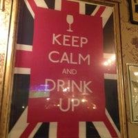 Снимок сделан в Tower Pub пользователем Nadine K. 1/3/2013