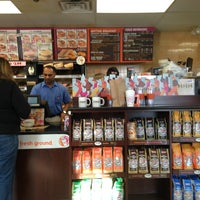 Photo taken at Dunkin' Donuts by 💀💀John D. on 4/10/2013