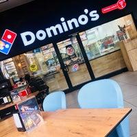 11/23/2017 tarihinde Özgür A.ziyaretçi tarafından Domino's Pizza'de çekilen fotoğraf