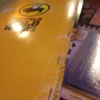 Photo taken at Buffalo Wild Wings by Harrison C. on 9/14/2013