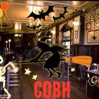 Photo taken at Cobh Irish Pub by Maru P. on 10/29/2013