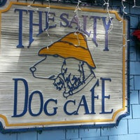 Photo taken at The Salty Dog Cafe by Paul Q. on 12/2/2012