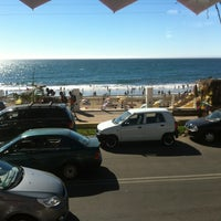 Photo taken at Punta del Este by Pablo V. on 12/2/2012