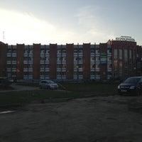 Снимок сделан в Гостиница Переславль пользователем NastiFelice 5/2/2013