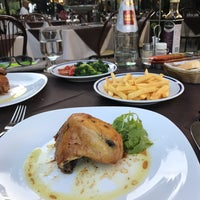 Photo taken at Parco Delle Rose by Konstantinos L. on 9/19/2018