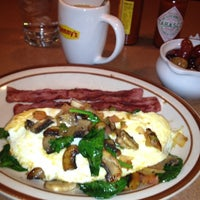 Photo taken at Denny's by Carlos G. on 1/18/2013