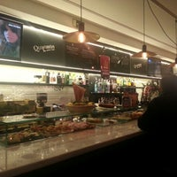 Photo taken at Quilombo Pintxos & Tapas by Laura A. on 12/23/2012