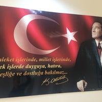 Photo taken at Mersin Trafik Denetleme Şube Müdürlüğü by Kadir T. on 2/3/2018