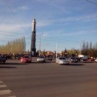 Снимок сделан в Парк Победы пользователем Dmitriy K. 5/9/2013