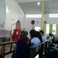 Photo taken at Igreja São Francisco De Assis by Glauber T. on 11/15/2012