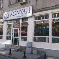 Photo taken at Konyalı Restaurant by Oğuz U. on 9/9/2013