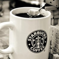 Photo taken at Starbucks by Britt D. on 10/20/2012