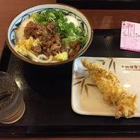 5/29/2017にイルカ カ.が丸亀製麺 流山店で撮った写真
