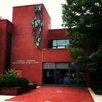 Photo taken at DC Public Library - Juanita E. Thornton/Shepherd Park by Spence T. on 8/20/2013